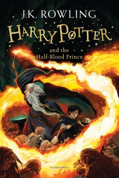 Harry Potter and the Half-Blood Prince-J K Rowling
