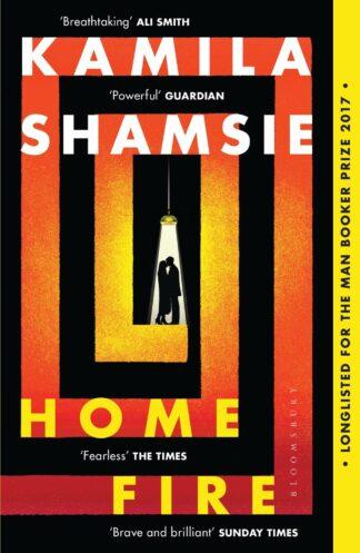 Home Fire-Kamila Shamsie