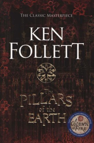 Pillars Of The Earth-Ken Follett