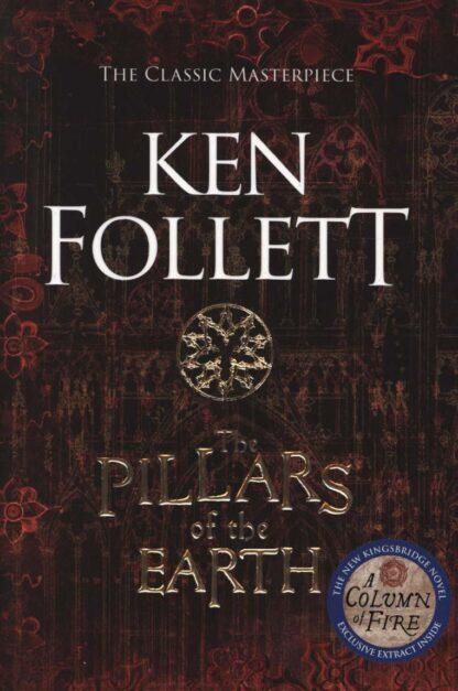 Pillars Of The Earth-Ken Follett