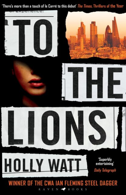 To The Lions-Holly Watt
