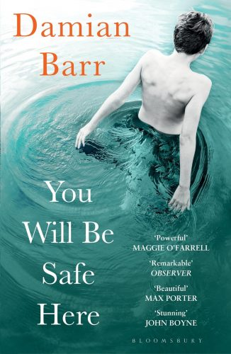 You will be safe here-Damian Barr
