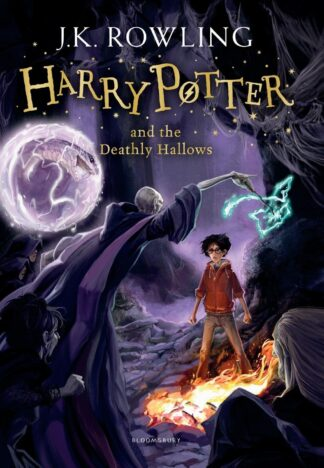 Harry Potter and the Deathly Hallows-J K Rowling