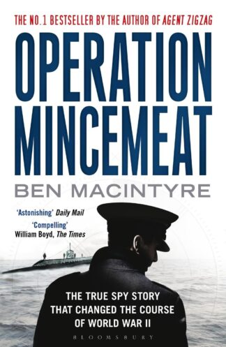 Operation Mincemeat-Ben Macintyre
