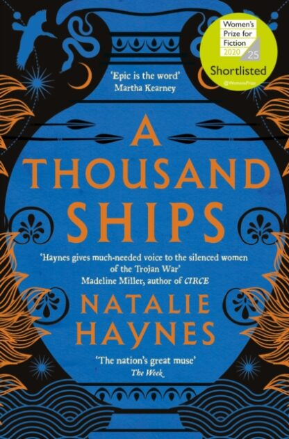 A Thousand Ships-Natalie Haynes
