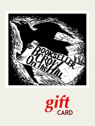 Bookseller Crow gift card