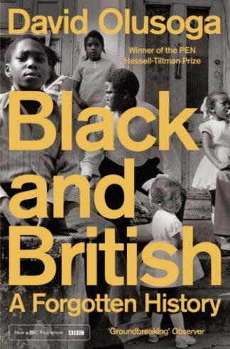 Black and British-David Olusoga