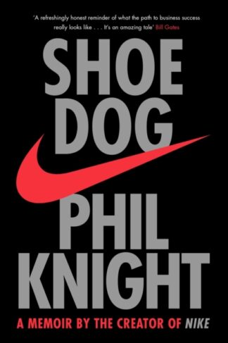 Shoe Dog-Phil Knight