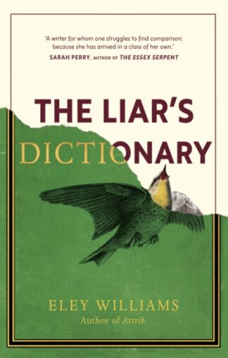 The Liar's Dictionary-Eley Williams