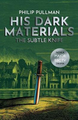 The Subtle Knife-Philip Pullman