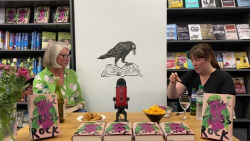 'Crow on the Box' with Evie Wyld