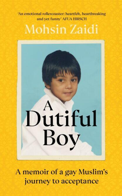 A Dutiful Boy-Mohsin Zaidi