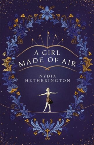 A Girl Made Of Air-Nydia Hamilton