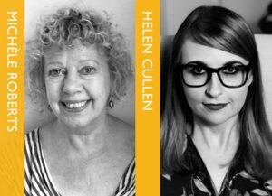 Talks from an Empty Bookshop: Michèle Roberts and Helen Cullen
