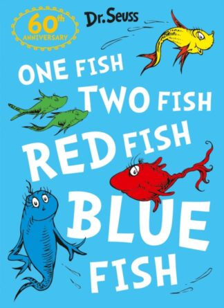 One Fish Two Fish Red Fish Blue Fish-Dr Seuss