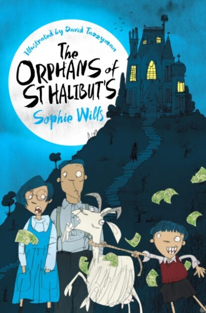 The Orphans of St Halibuts-Sophie Wills