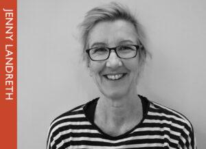 Talks From An Empty Bookshop: Break A Leg by Jenny Landreth