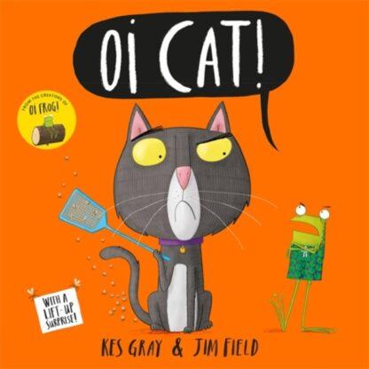 Oi Cat-Kes Gray & Jim Field