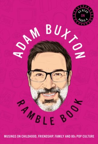 Ramble book-Adam Buxton