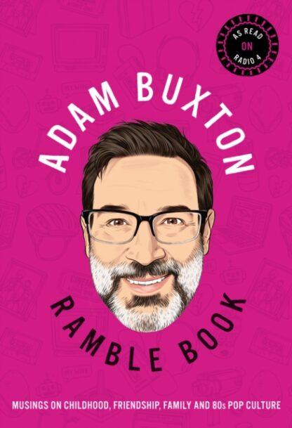 Ramble book-Adam Buxton