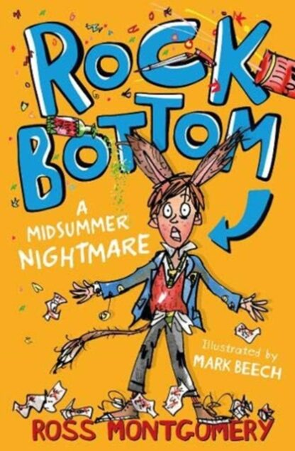 Rock Bottom-Ross Montgomery
