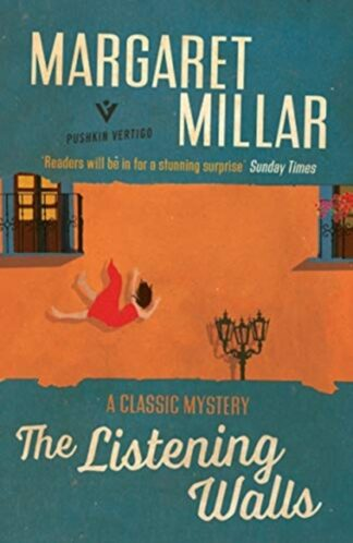 The Listening WallsMargaret Millar