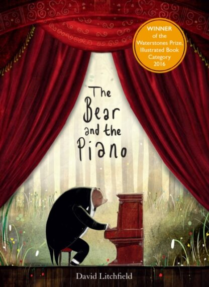 The bear and the piano-David Litchfield