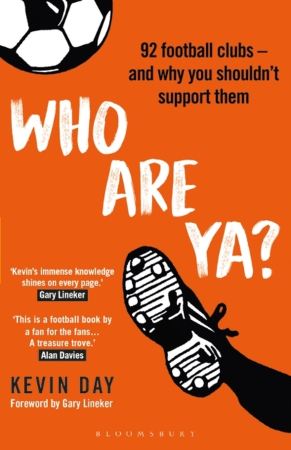 Who Are Ya?-Kevin Day