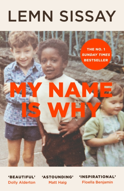 Name is why-Lemn Sissay