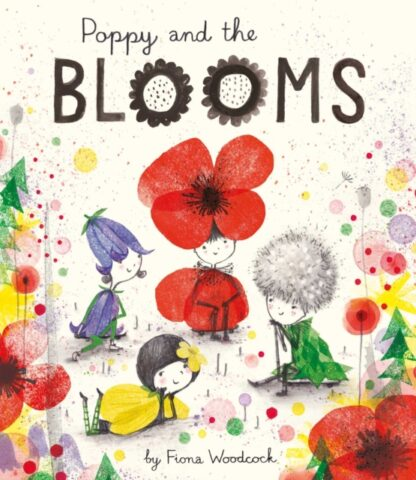 Poppy and the Blooms-Fiona Woodcock