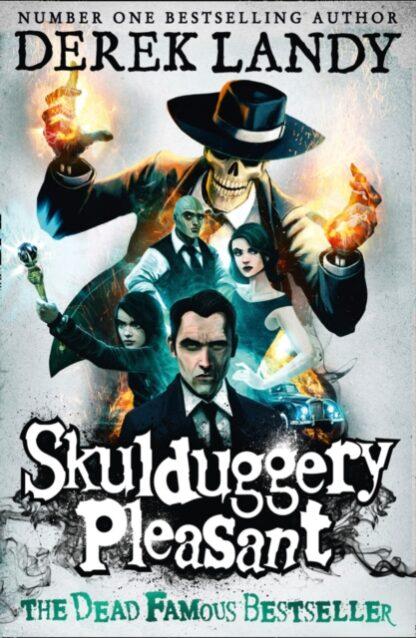 Skullduggery Pleasant-Derek Landy
