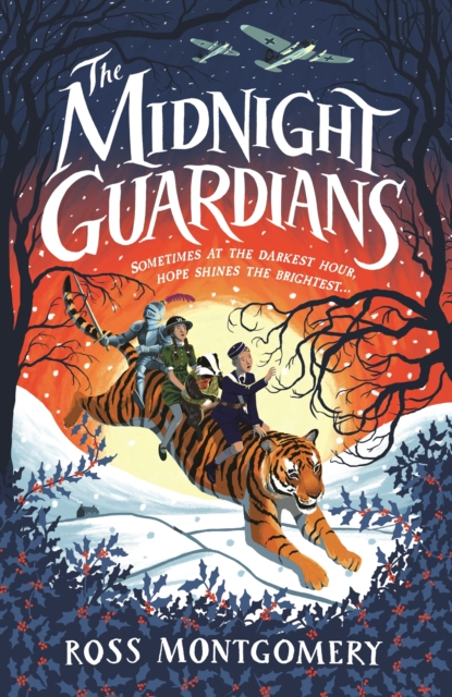 The Midnight Guardians-Ross Montgomery