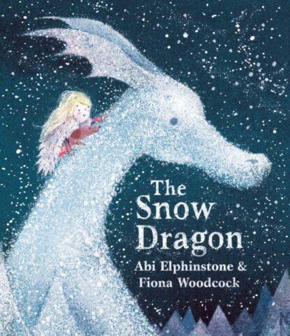 The Snow Dragon-Abi Elphinstone, Fiona Woodcock