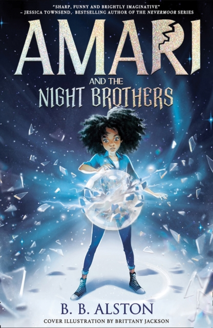 Amari And The Night Brothers-B B Alston