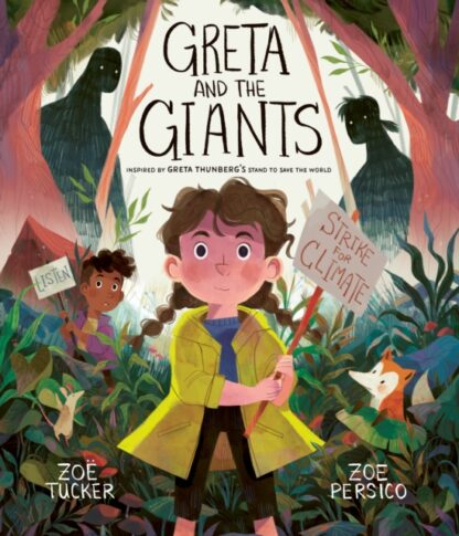 Greata And The Giants - Zoe |Tucker, Zoe Persico