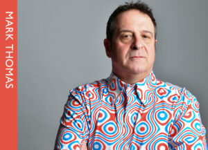 50 Things About Us - with Mark Thomas @ online