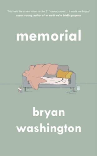 Memorial-Bryan Washington