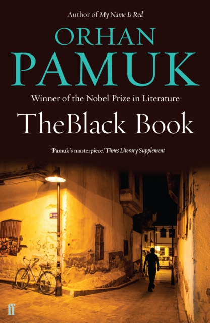 The Black Book-Orhan Pamuk