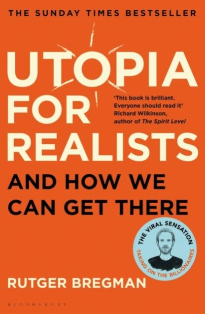 Utopia For Realists-Rutger Bregman