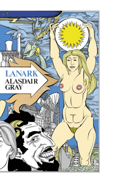 Lanark-Alasdair Gray