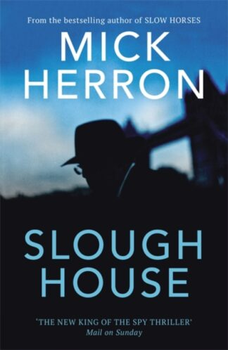 Slough House-Mick Herron