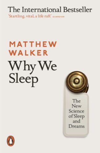 Why We Sleep-Matthew Walker