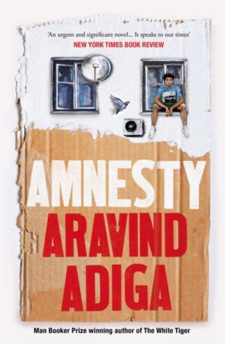 Amnesty-Aravind Adiga