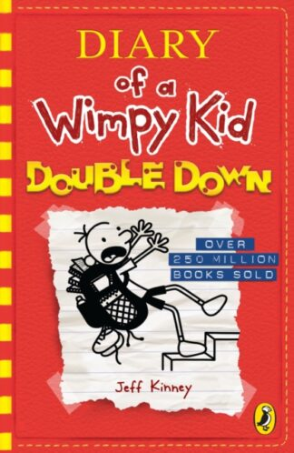 Diary Of Aimpy Kid - Double Down-Jeff Kinney