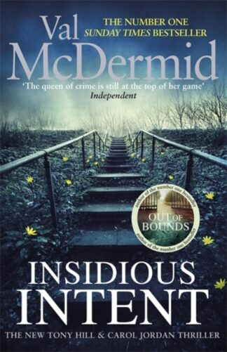 Insidious Intent-Val McDernmid