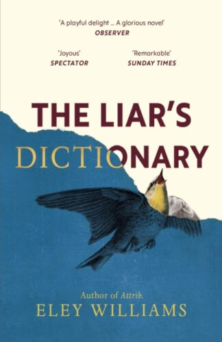 The Liar's Dictionary-Eley Williams