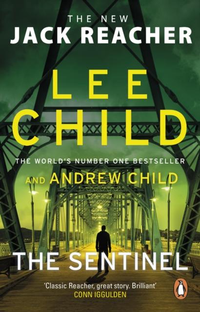 The Sentinel-Lee Child, Andrew Child