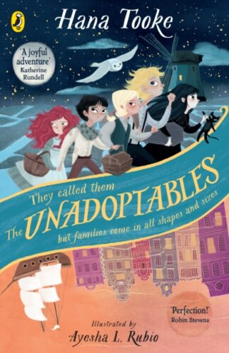The Unadoptables-Hannah tooke