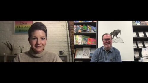 'Crow on the Box' with Melissa Harrison