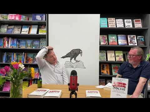'Crow on the Box' with Nick Pettigrew